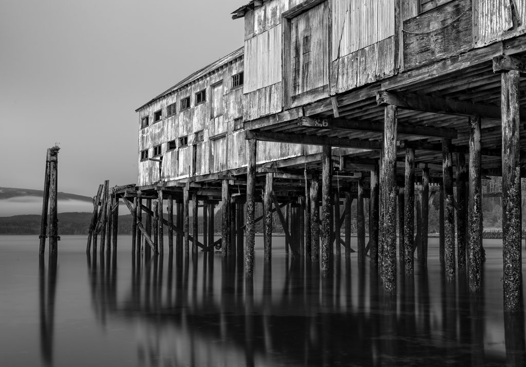 Alert Bay Cannery © Brad Powell