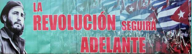 Fidel: The revolution will continue forward (Havana 2016)