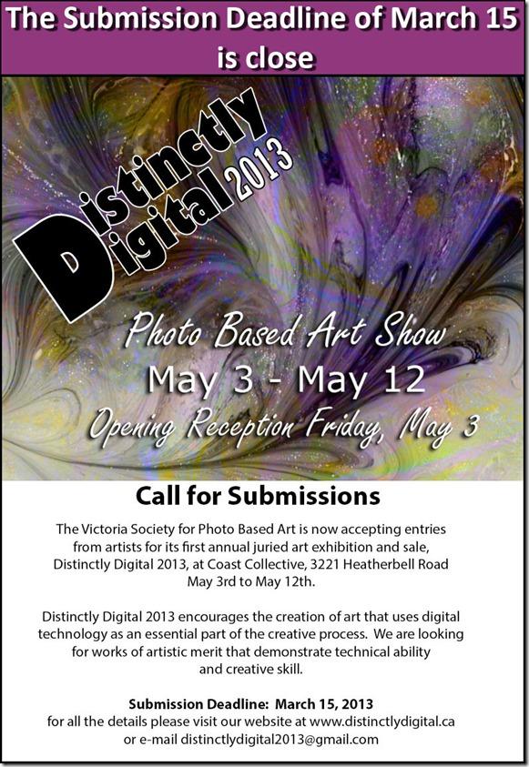 Distinctly Digital 2013 Poster