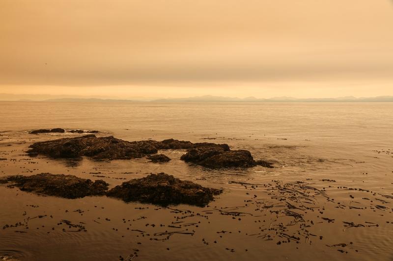 Smoke on Water © Brian Clemens