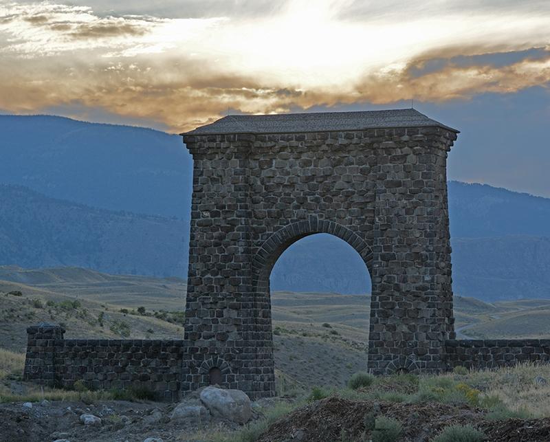 Roosevelt Gate © Lindsey Woods