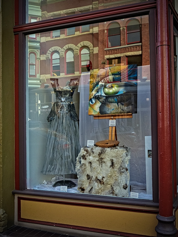Window Layers © Pat Haugen
