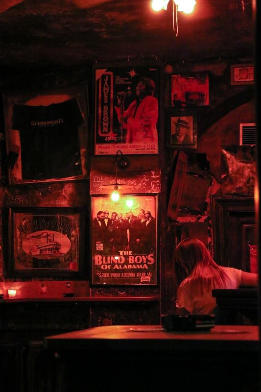 The Bar © Brian Clemens