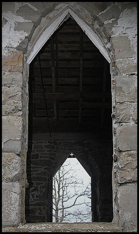 Gothic View © Zan Stenhouse