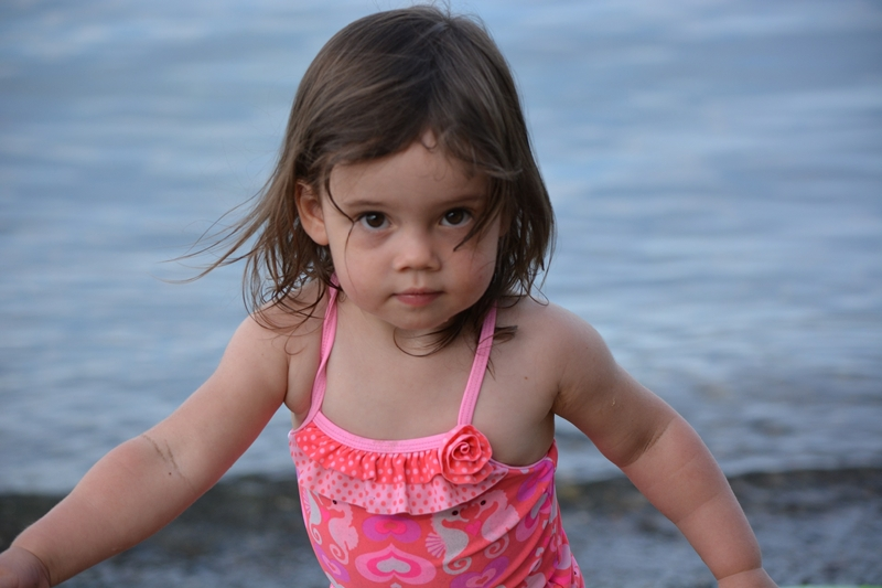 Swimsuit Model © Lindsey Woods