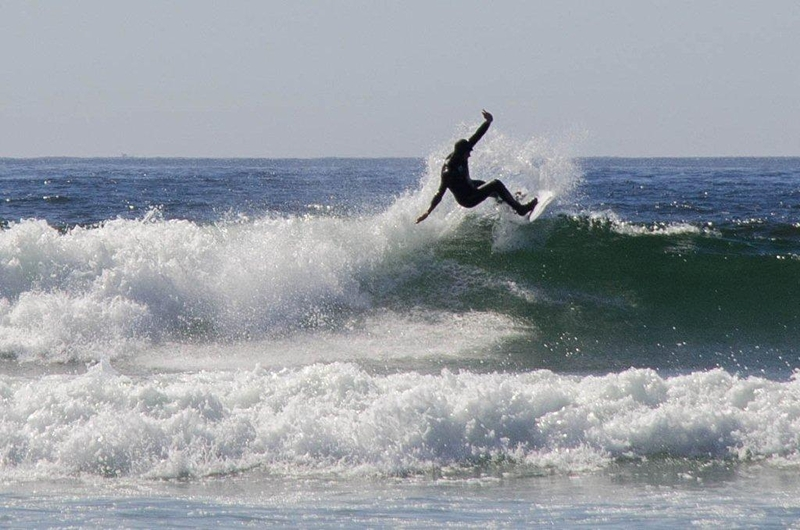 Second ~ September 2015 ~ Surfing or Falling © Charlie Schaal