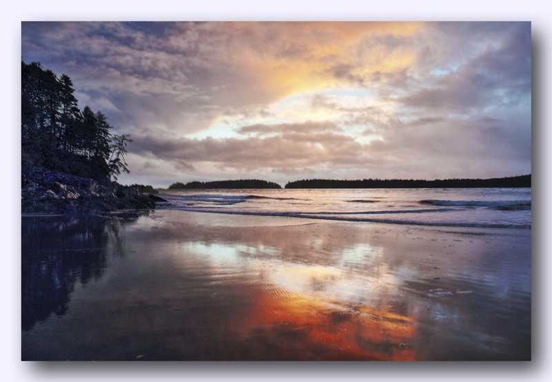 First ~ November 2016 ~ Tonquin Sunset © Art Jurisson